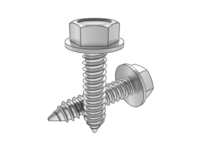 供应:钻尾螺丝 自攻螺丝 抽芯铆钉